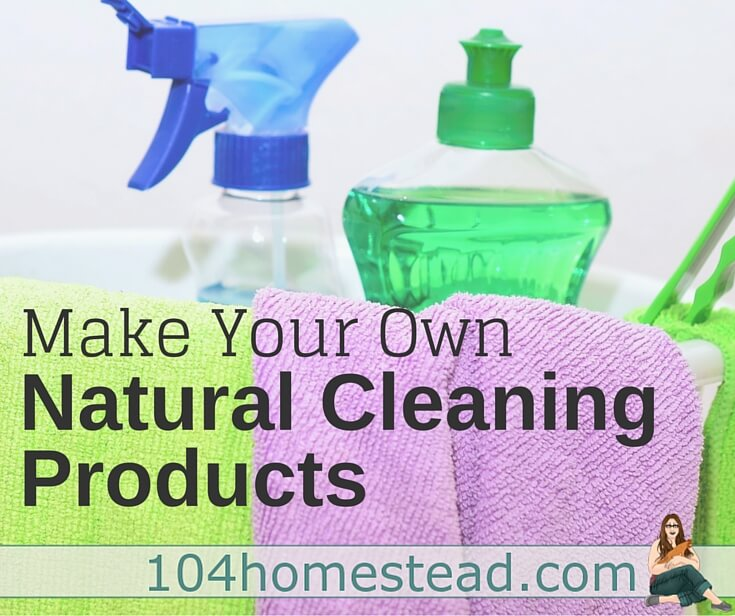 Are you ready for my secret to making your own natural cleaning products? These are my tried and true go-to recipes make of things I already have on hand.