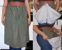 Harvest Apron Tutorial