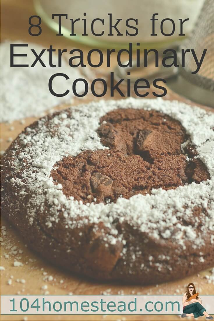 It takes finesse to create the perfect cookie. I've learned some tricks on my baking journey that might help you along your way. Be ready for holiday baking with these tips.
