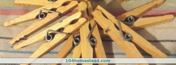 Kevin's Quality Clothespins have a lifetime guarantee, so you can feel confident investing in these high quality pins.