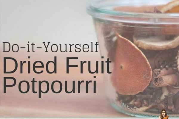 Make a nice, homemade, fruity-scented potpourri for pennies that is natural and family-friendly. You don't need chemicals to make your house smell nice.