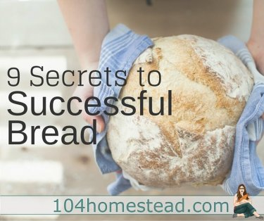 Bread making is an art, but there are some great tips, tricks and secrets to help you on your way. Here are nine secrets I've learned as well as a few great recipes to try.