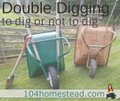 To Dig or Not to Dig: Double Digging