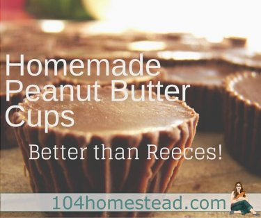 Today I am going to share with you one of my favorite peanut butter recipes. Homemade peanut butter cups. It will be sure to delight everyone.