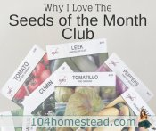 Mike the Gardener: Seeds of the Month Club