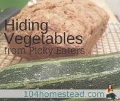 Hiding Vegetables from Picky Eaters