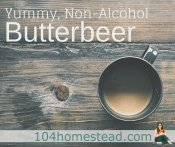 Yummy Butterbeer {alcohol free}