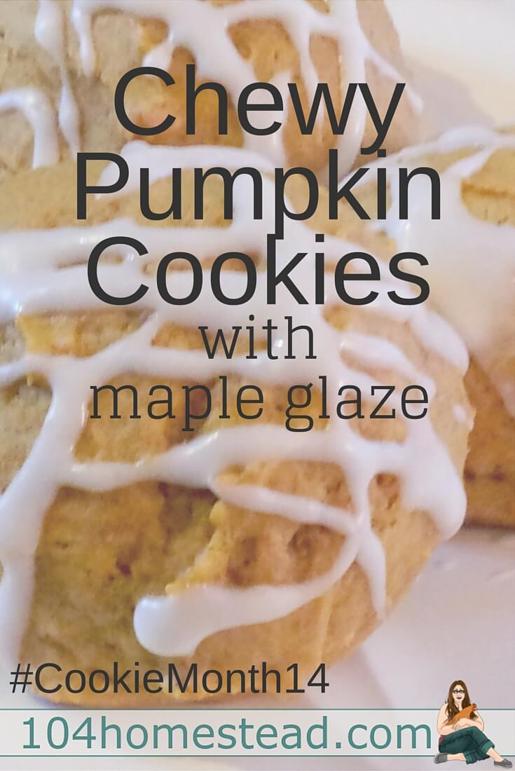 Finally, I discovered how to make pumpkin cookies chewy instead of cakey. These yummy pumpkin cookies with maple icing are sure to be a hit during autumn celebrations.