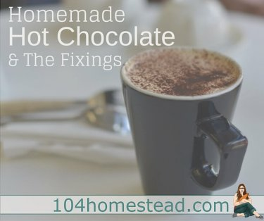 The basic recipe for hot chocolate mix is quite easy. The difficulty is sampling cup after cup in the name of perfecting the recipe. Don't worry, I did it for you.