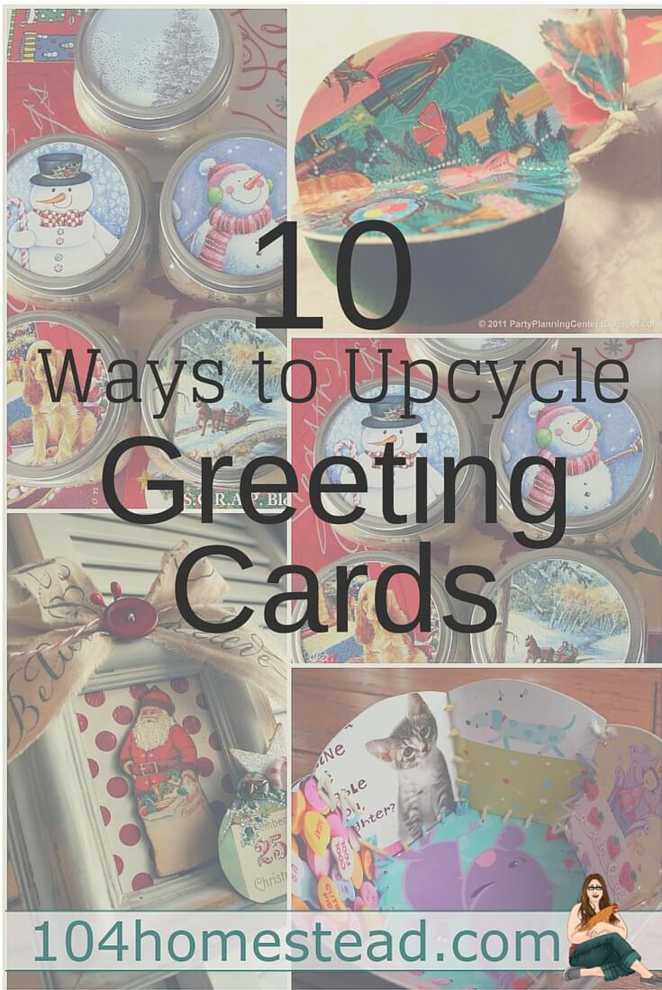 Ways To Read Tarot Cards: Ways To Upcycle Holiday Cards After The Season