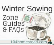 Winter Sowing Zone Guides & FAQs