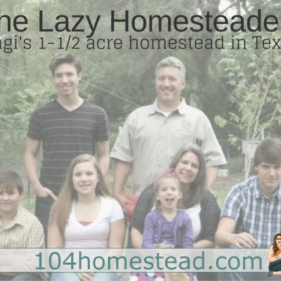 The Lazy Homesteaders: Angi's Story
