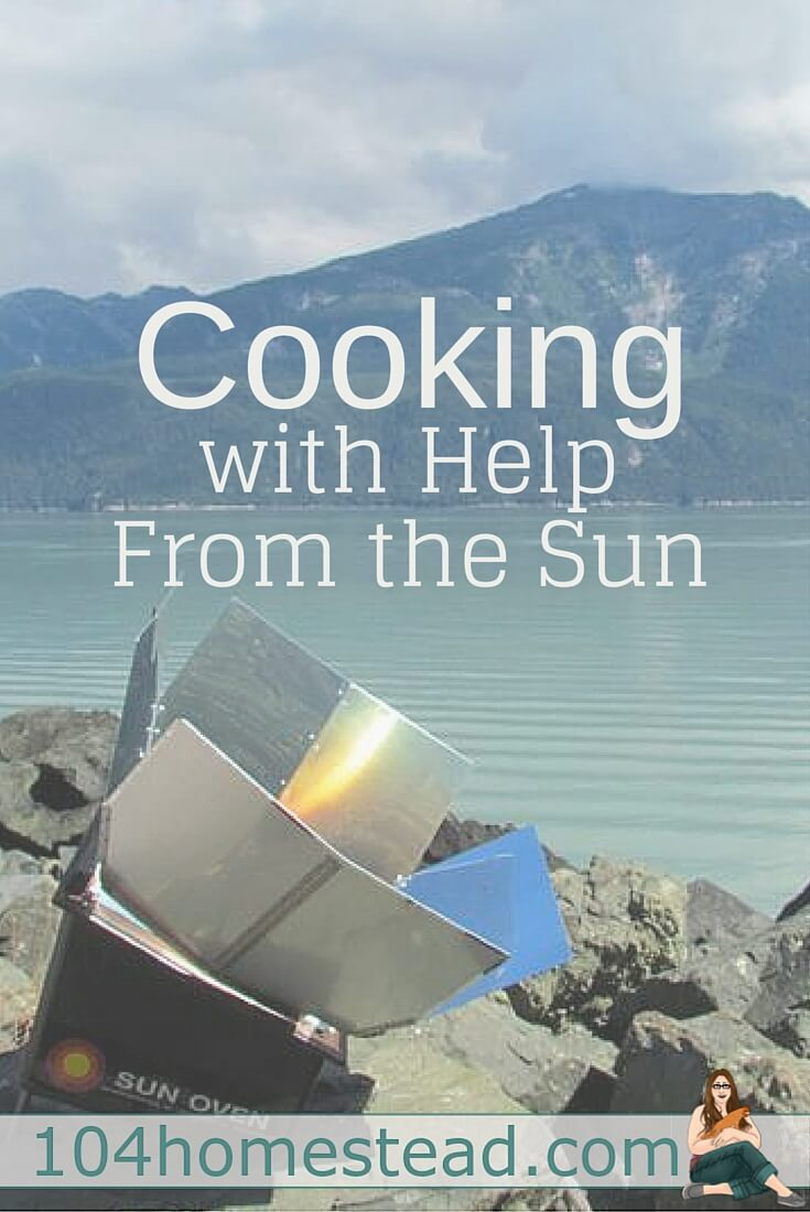 I all too readily accepted the conventional wisdom that Alaska's high latitudes made solar cooking all but useless, a tool better suited to sun drenched states in the Lower 48.