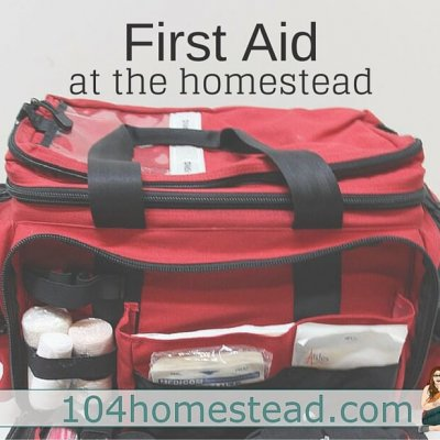 First Aid at the Homestead