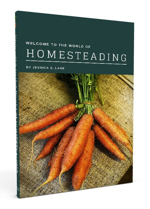 Are you ready to start homesteading, but don't know where to start? Subscribe to The Homestead Helper and receive a complimentary copy of my newest book, Welcome to the World of Homesteading.
