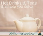 Hot Drinks & Teas That Will Help You Detox