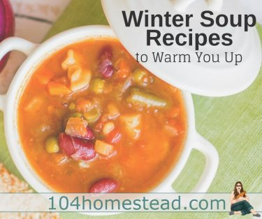 There's no doubt that winter is nearly here. These warming winter soup recipes will take the chill off even the coldest day.