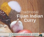 Traditional Fijian Indian Curry from Scratch