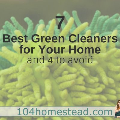 7 Best Green Cleaners for Your Home (and 4 to avoid)