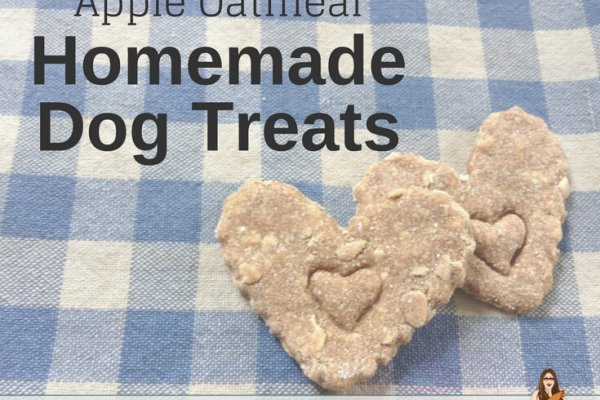 The best thing about homemade dog treats is that you control the ingredients. They're also fresher and free of additives.