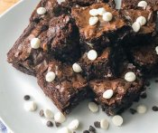 Decadent Triple Chocolate Brownie Recipe