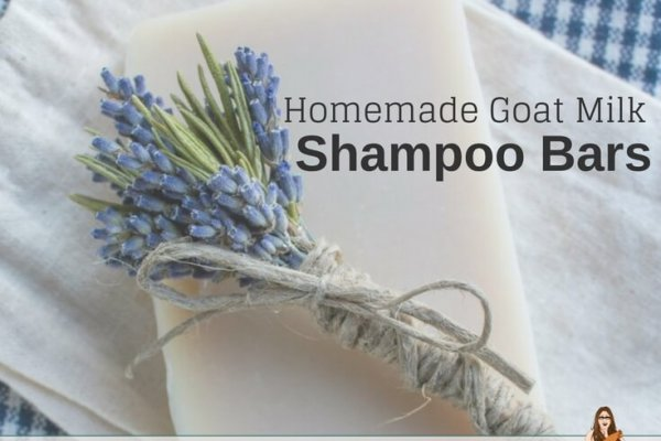 These goat milk shampoo bars offer a great lathering experience, along with a creamy and luxurious feel thanks to a generous helping of goat's milk.