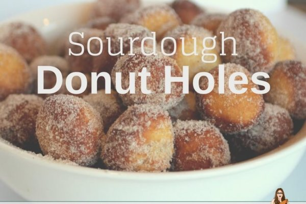 Sourdough donut holes are easy to make. Nothing beats a warm sugary donut, rolled in cinnamon sugar, paired with ice cream. They will melt in your mouth.