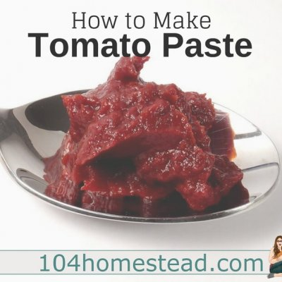 How to Make Tomato Paste Easily in the Oven