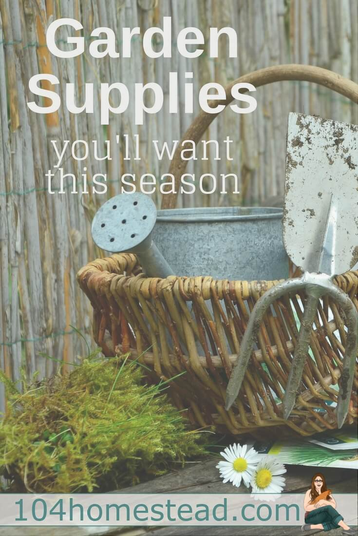 Maintaining a garden can be relaxing and fun, or it can be a colossal pain in the bum. It honestly comes down to the tools you have on hand. Having high quality garden supplies will make the season a lot easier and more enjoyable. Having said that, there are a lot of garden supplies you really don't need.