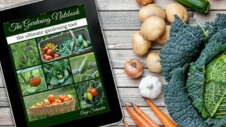 The Gardening Notebook will help you keep all the important information in one place so that you will have more time to spend in the garden.